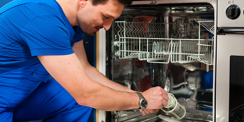 Commercial Dishwasher Repairs at Eastleigh Services