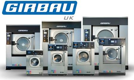 Girbau Laundry Range