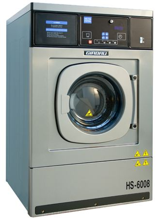 Girbau Commercial Laundry Washer Extractor