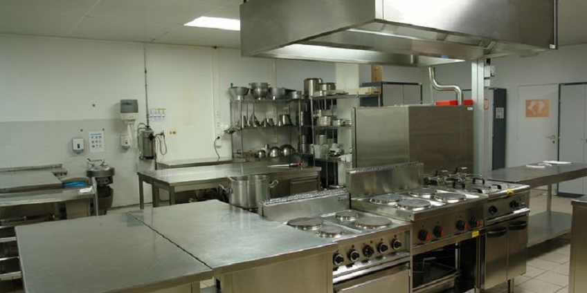 Commercial Kitchen Deep Cleaning at Eastleigh Services