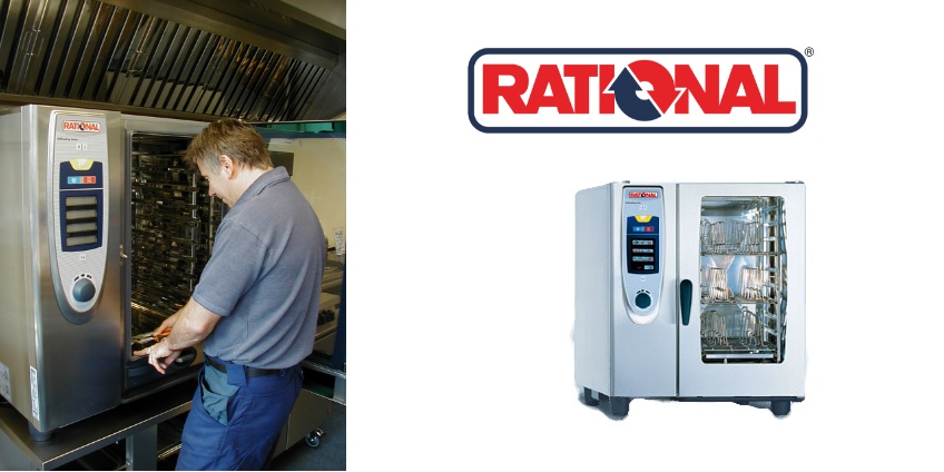 Rational Combi Oven Repairs at Eastleigh Services