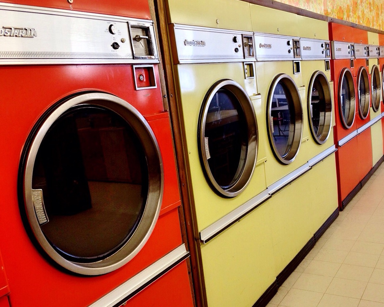 Commercial Laundry Sales at Eastleigh Services